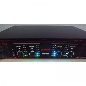 4 Canais TPX-4x Quad System Toca 8 Caixas 250watts 1000 WATTS Rms